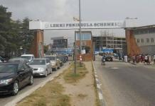 Lekki Estates Residents and Stakeholders Association, LERSA, has donated a building to a Lekki police station