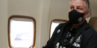 Manchester United Manager says the team had to fly due to traffic