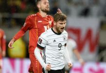 Timo Werner has been in fine form for Germany in the World Cup qualifiers