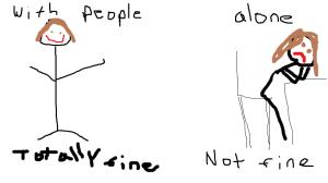 not fine