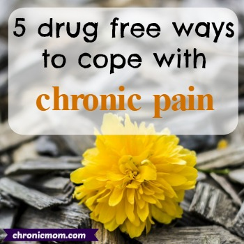 5 drug free ways to cope with chronic pain