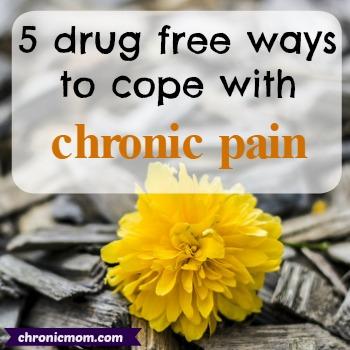 5 drug free ways to cope with chronic pain