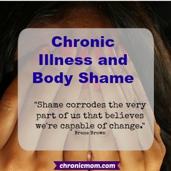 chronic illness and body shame