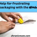 Help for frustrating packaging with the Nimble
