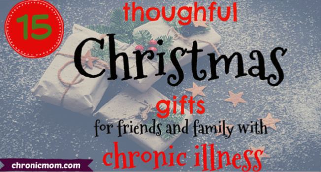 15 thoughtful Christmas gifts for friends and family with chronic ...