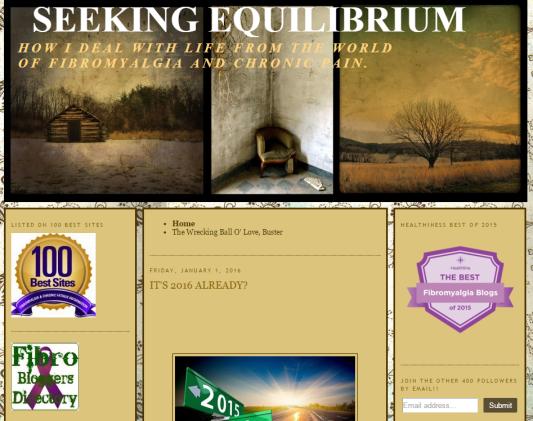 seeking equilibrium screenshot