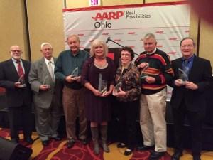 2018 AARP Volunteer award winners