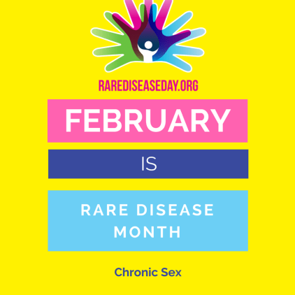 february is rare disease month