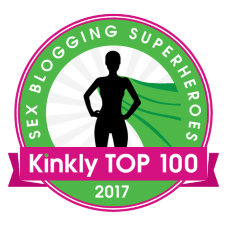 Kinkly top 100 sex blogging superheroes 2017