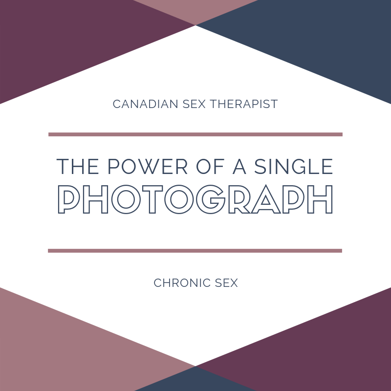 The Power Of A Single Photograph