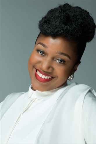 Klerissa McDonald, founder of Curly By Nature