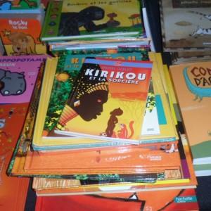 Bivouac littéraire-contes pour enfant