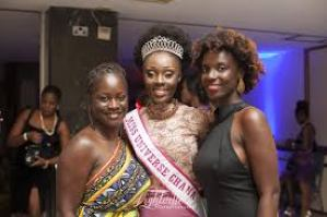 miss univers Ghana 2014