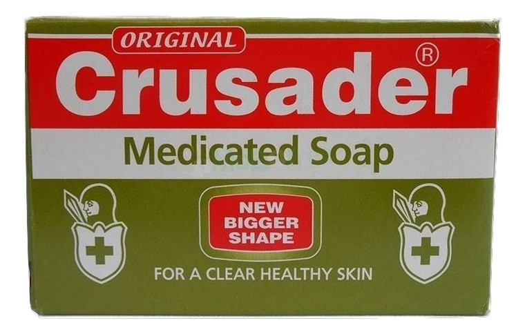 Crusader® medicated soap Image