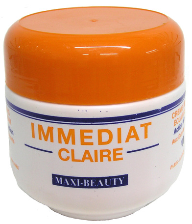 Immediat Claire lightening body cream Image