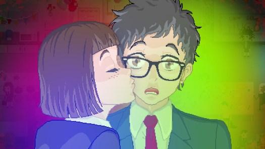 Anime fille datant Sims