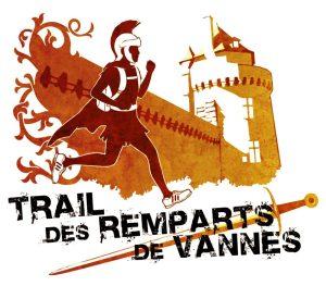 Logo trail fond blanc