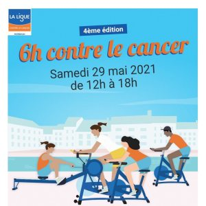 6h vélo contre le cancer