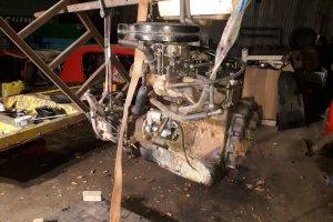 Restauration Renault 4l #3 : Chirurgie à coeur ouvert…