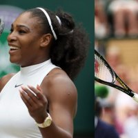 H Serena Williams νίκησε στον τελικό του Wimbledon φορώντας Audemars Piguet