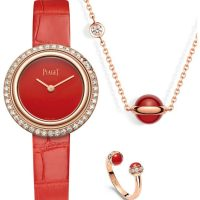 Piaget Possession in Red