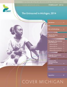 Cover Page_CovMI_Uninsured