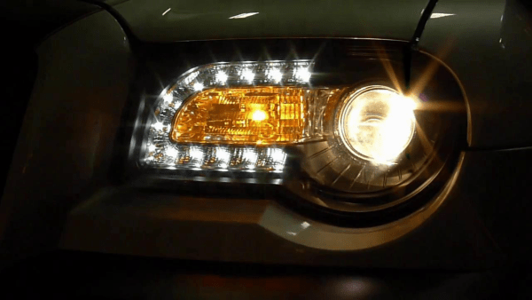 Guide to Install 1th Gen Chrysler 300C Projector Headlight