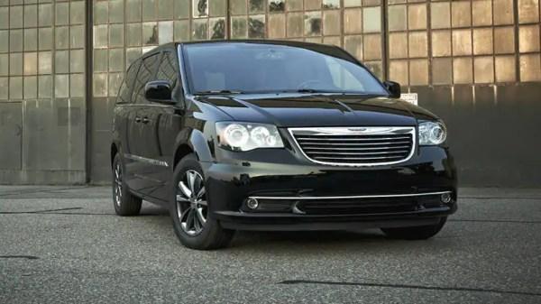Road Trip - Ein Chrysler ist unser Gefährt.