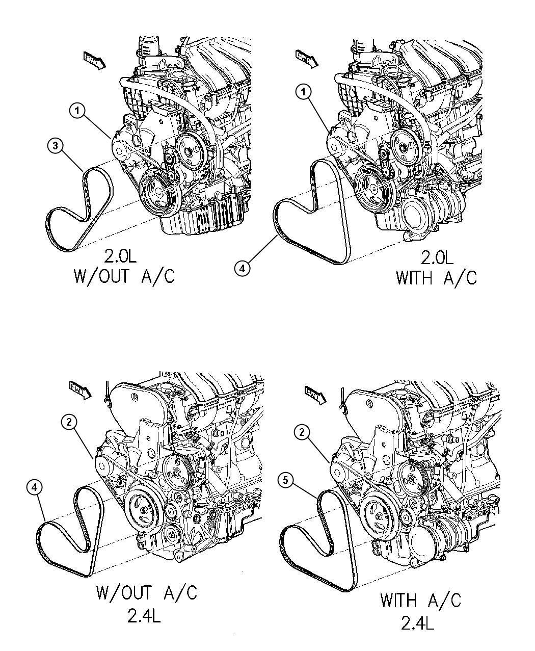 tags: #pt cruiser timing belt problems#2004 pt cruiser water pump#2004 pt  cruiser rear suspension diagram#2004 pacifica belt diagram#2001 pt cruiser  timing