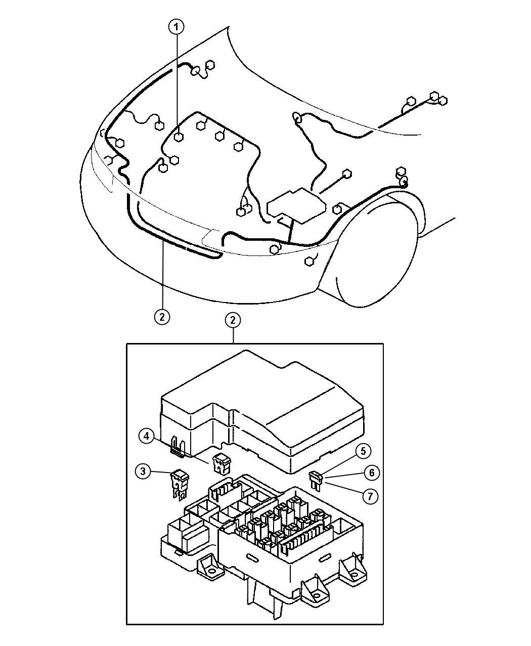 Sebring Wiring Diagram
