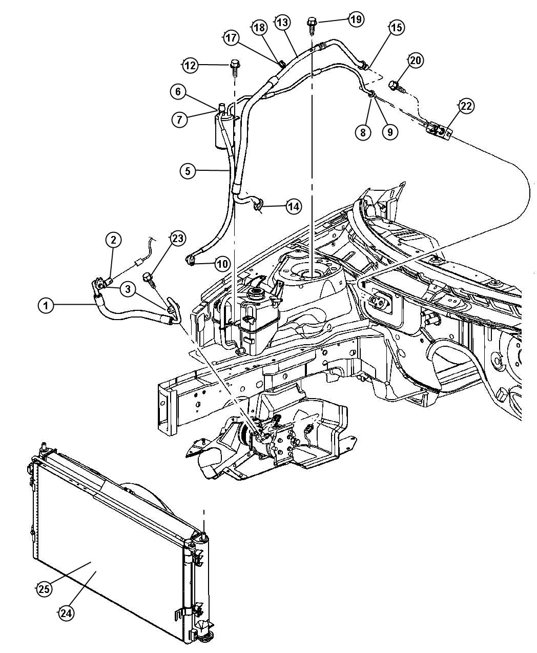 Chrysler Sebring Ac Diagram