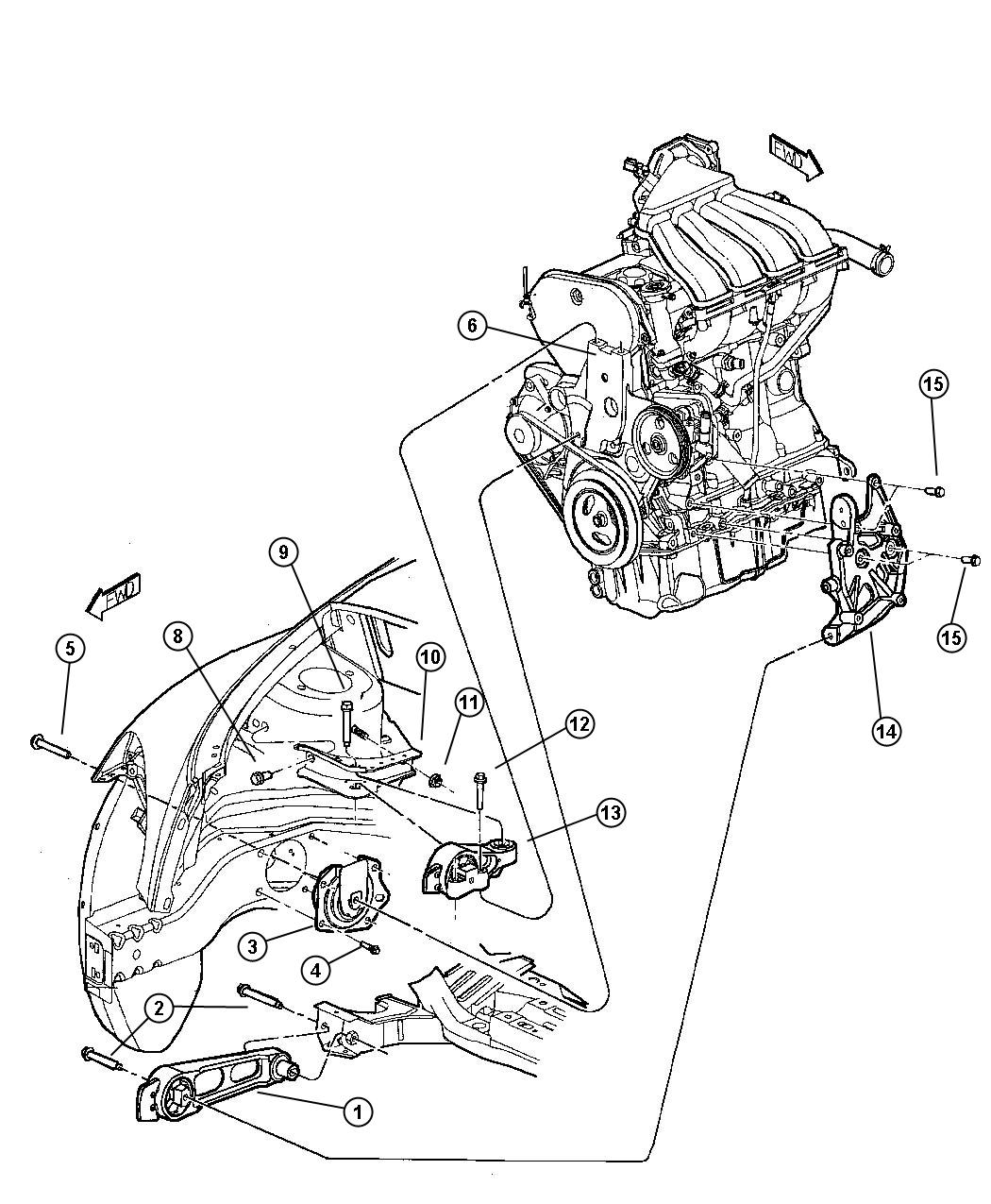 Diagram Pt Cruiser Engine Diagram Full Version Hd