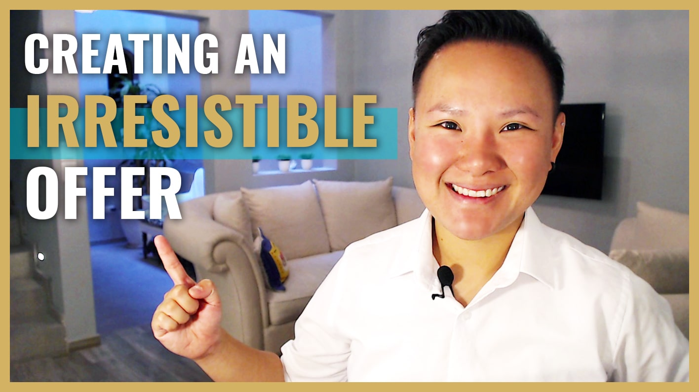 How To Create An Irresistible Offer That Sells With Ease