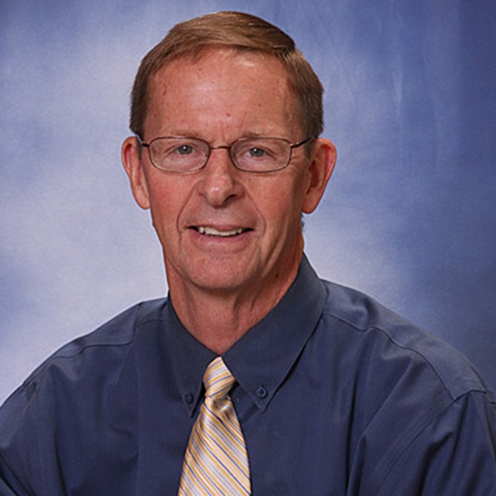 Mr. Marty Klein – Bible, English, Athletic Director