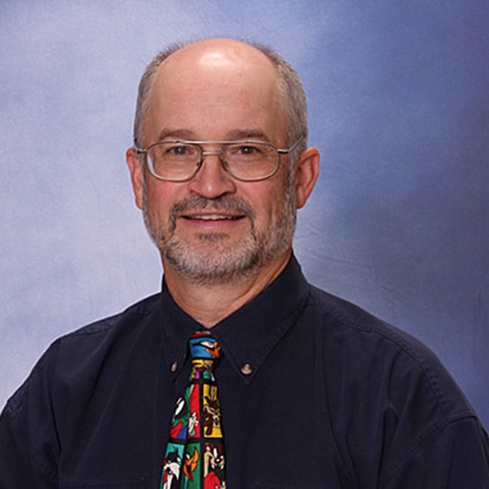 Mr. Bill Stromberger – Math & Computers