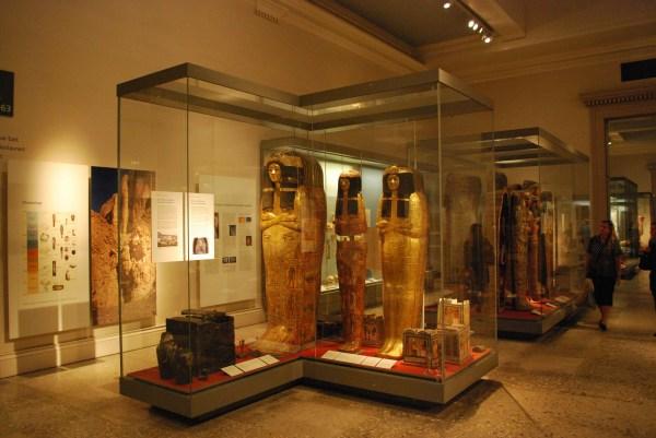 The British Museum & Petrie Museum - CHS Rentals