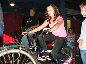 challenge vélo 1 km = 1 euro