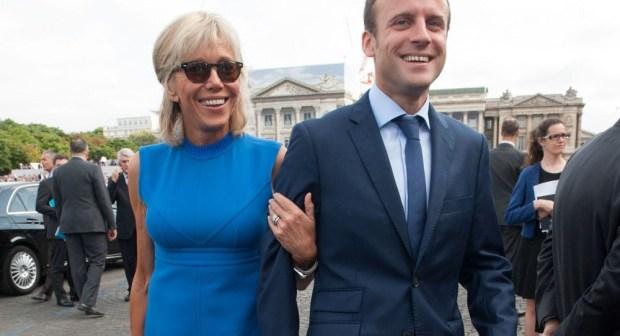 اعتقال 6 أشخاص حاولوا الإعتداء على الرئيس الفرنسي