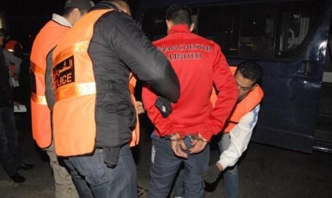 أولاد تايمة : توقيف شخصين متهمين بالسرقة تحت التهديد