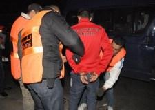 """الشرطة تطيح بـ""""عشريني"""" روّع ساكنة أكبر حي بأكادير"""