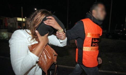 الدشيرة الجهادية.. إعتقال عصابة ضمنها ممثلة أمازيغية مشهورة