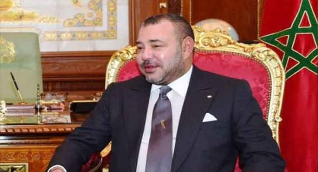 جلالة الملك محمد السادس يتوج بجائزة مرموقة