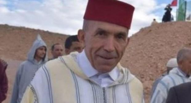 انتخاب بلكرموس رئيسا جديدا للمجلس الإقليمي لتارودانت