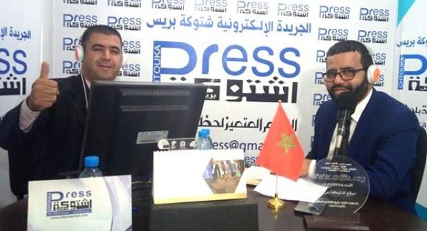 بالفيديو..حوار مع الرئيس محمد بيكيز حول ملفات ساخنة بالقليعة