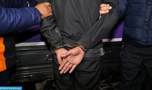 القبض على شاب مارس الجنس على فتاة قاصر