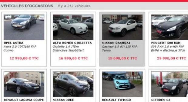 توقيف ثلاثة متورطين في سرقة السيارات المعروضة للبيع تحت التهديد بالعنف والتزوير