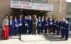 سابقة في مستشفيات سوس ماسة : مضيفات بمستشفى الحسن الأول لاستقبال المرضى و توجيه عائلاتهم