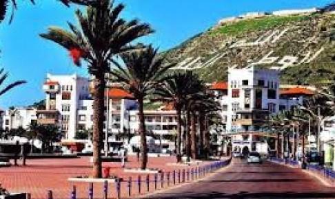 إرتفاع عدد السياح الوافيدين على مدينة أكادير