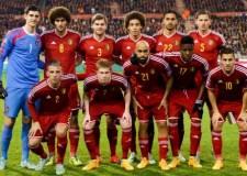 لاعب مغربي ضمن التشكيلة الرسمية للمنتخب البلجيكي بمونديال روسيا