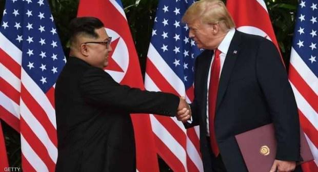 بعد لقاء العمالقة…ترامب يبشر بـفتح صفحة جديدة مع كوريا الشمالية